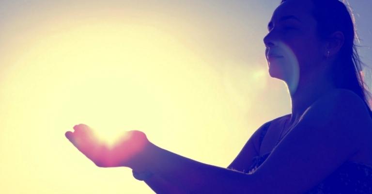 A prática da oração e da gratidão