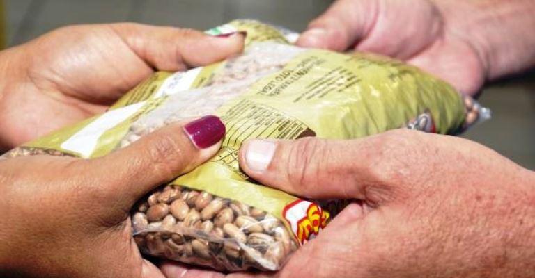 Caixa inicia campanha de arrecadação de alimentos