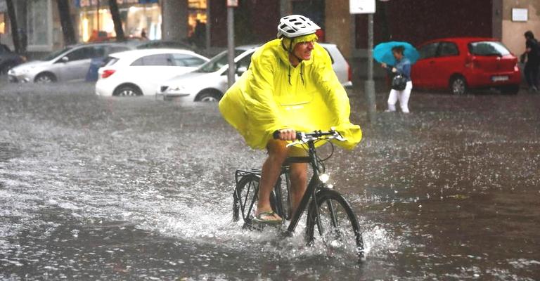 Primeira agência da Alemanha para água da chuva