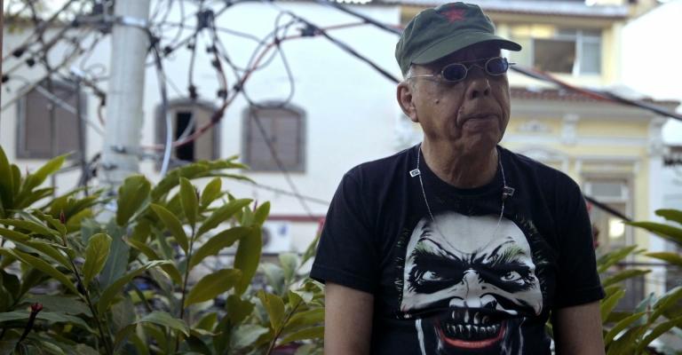 Criolo e Nação Zumbi gravam músicas de Jards Macalé