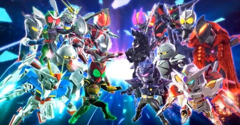 Anime Friends confirma Ultraman Heroes no Brasil