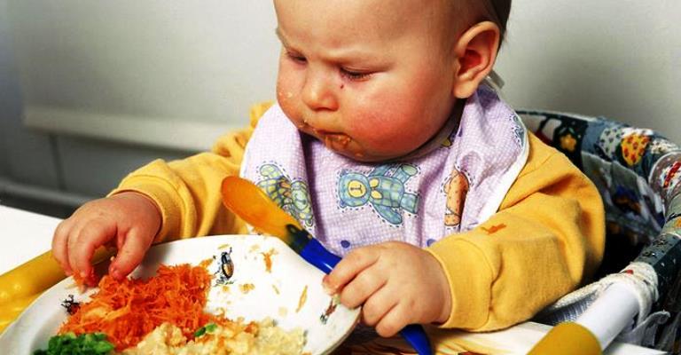 Papinha ou alimentos em pedaços: qual a melhor receita?