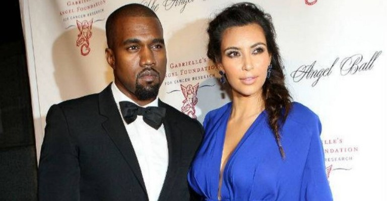 Kim Kardashian e Kanye West contratam barriga de aluguel