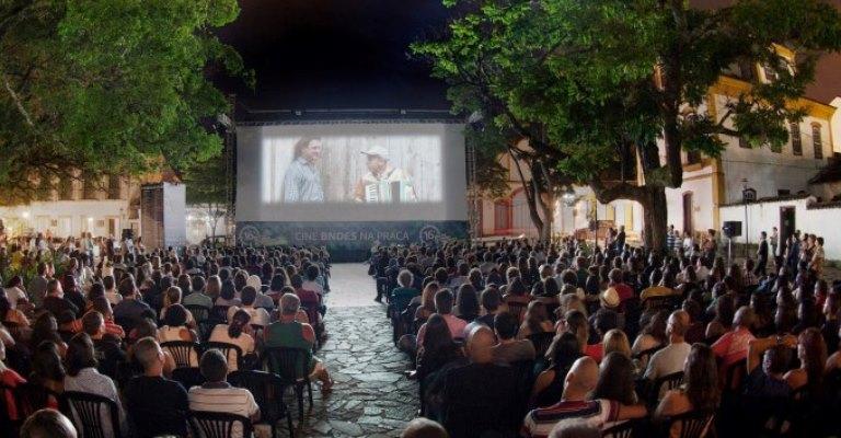 Vertentes da Criação é o tema central da 24ª Mostra de Cinema de Tiradentes