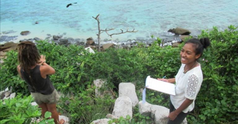 Acampamento ensina sobre conservação da natureza