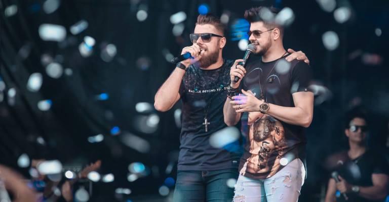 Zé Neto e Cristiano anunciam primeiro show presencial para dezembro