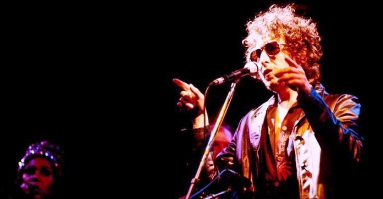 Bob Dylan chega ao topo das paradas da Billboard