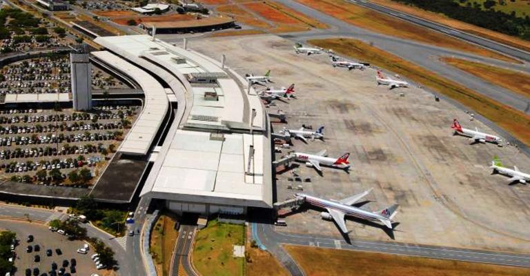 Aeroporto de Confins recebe nota máxima em pontualidade