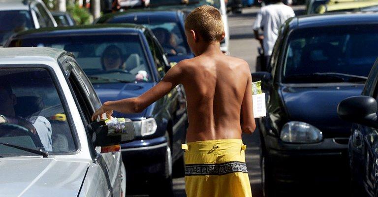 Brasil registra aumento de trabalho infantil