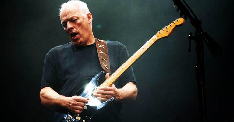 Show histórico de David Gilmour será exibido no Brasil