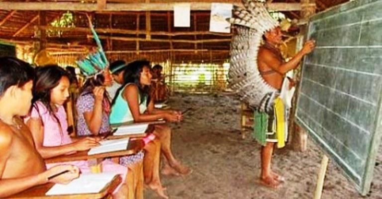 Amazonas ganhará 50 escolas indígenas em 2018