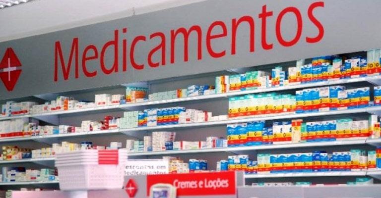Farmácias registram aumento da demanda durante quarentena
