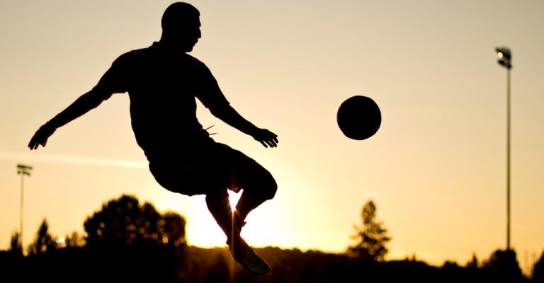 Sudeste é a região que menos se joga futebol no país