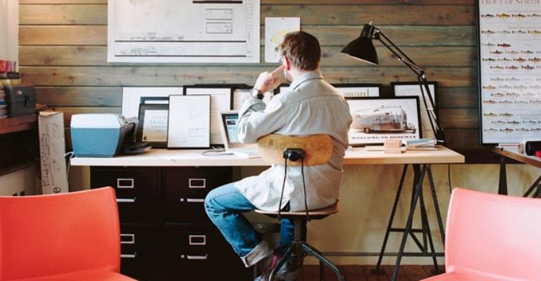 Pesquisa mostra potencial para a expansão do home office