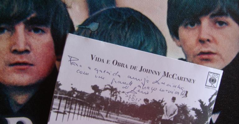 Vida e Obra de Johnny McCartney em LP