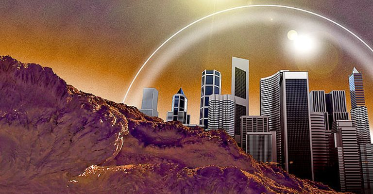 A humanidade estará de mudança para Marte em 20 anos