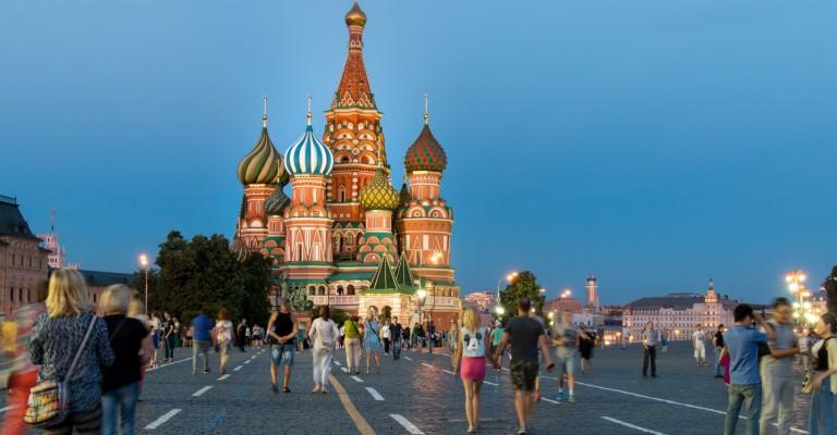 Cresce a venda de passagens aéreas para a Rússia