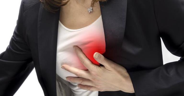Mulheres devem ter atenção com a saúde do coração