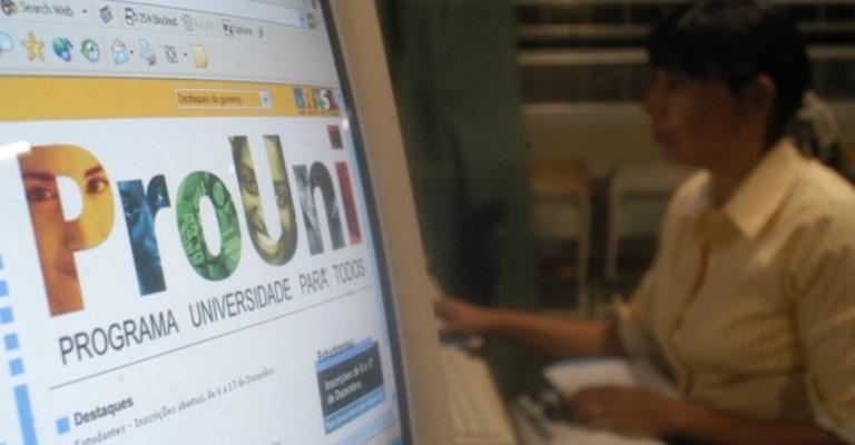 Resultado do ProUni já está disponível na internet