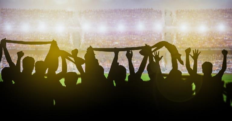 """Que saudades de gritar """"gol"""" no estádio"""