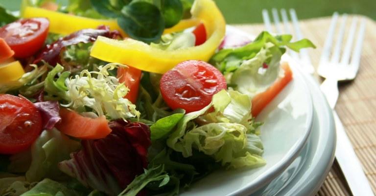 No Brasil, 14% da população se considera vegetariana