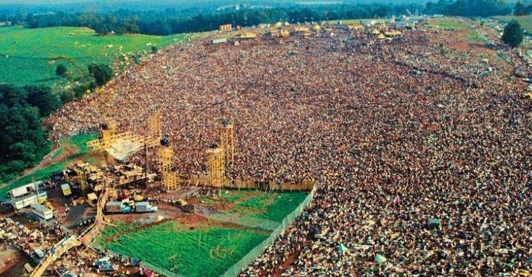 Festival de Woodstock pode ter nova edição em 2019