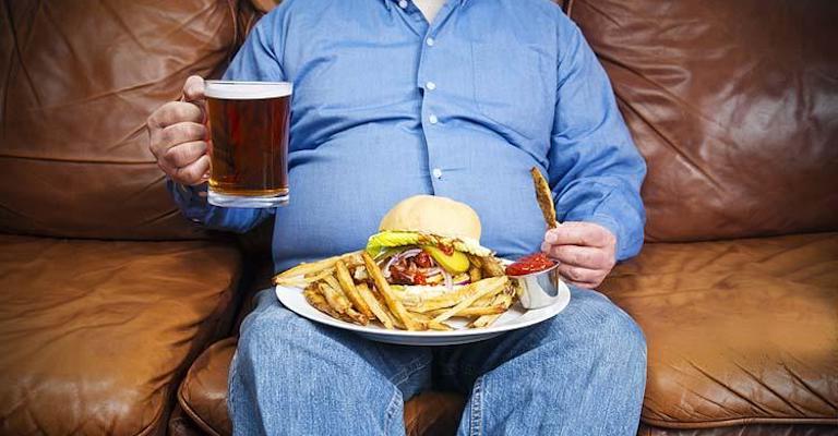 Obesidade é um problema de saúde pública no mundo