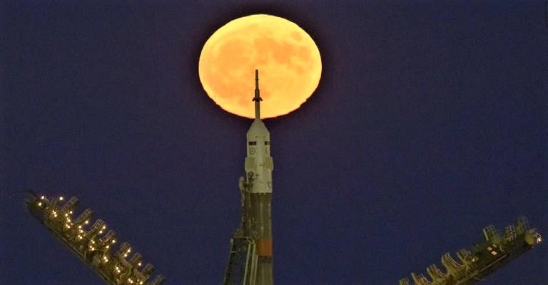 Uma nova corrida para a Lua?