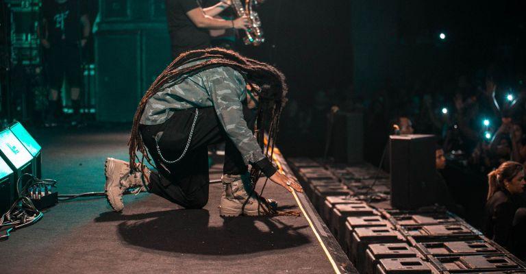 Marcelo Falcão faz primeiro show da carreira solo em Recife