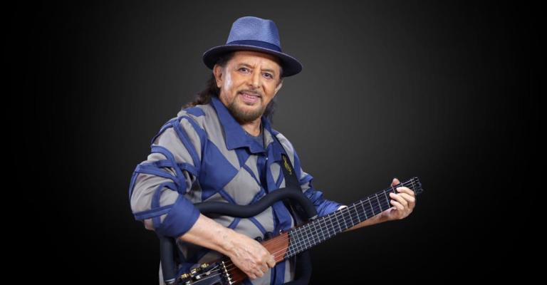 Geraldo Azevedo fará show com inéditas em teatro de São Paulo