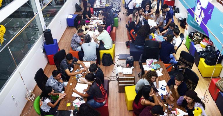 Patos de Minas recebe o maior evento de startups do mundo