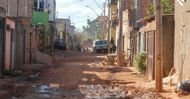 Brasil é um dos países com maior desigualdade social