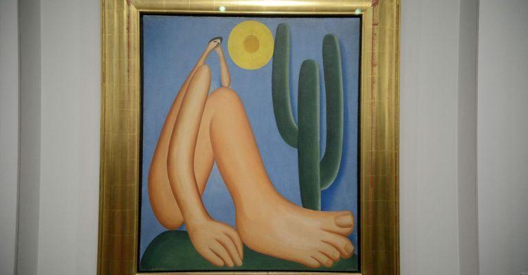 Masp abre exposição sobre obra de Tarsila do Amaral