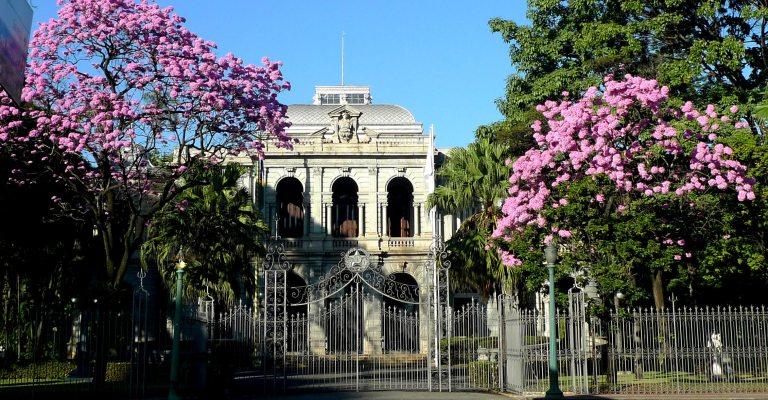 Palácio da Liberdade em BH é reaberto para visitação