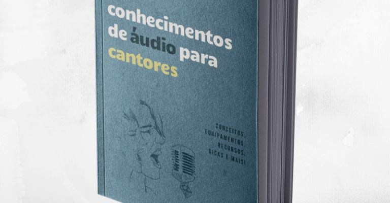 Artistas mineiros lançam livro que desvenda o universo do áudio para cantores