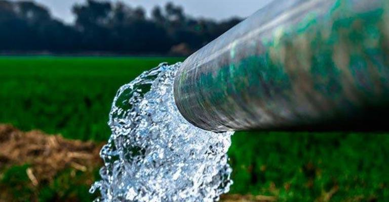 Estudo mostra que gasto com água vem caindo na economia brasileira