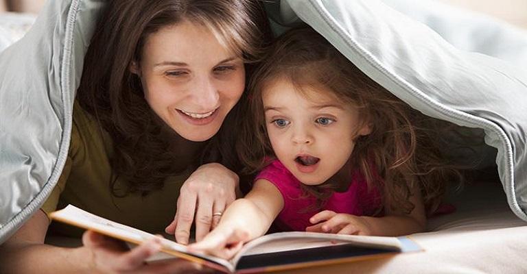 Como fazer uma criança criar gosto pelos livros?