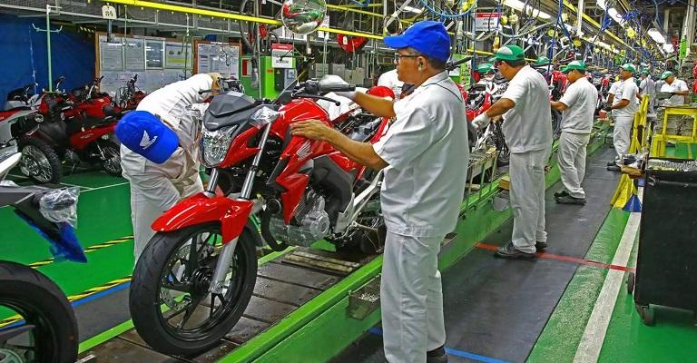 Moto Honda anuncia prorrogação da suspensão da produção
