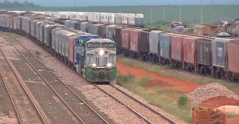 Concessionária de ferrovia inicia pagamento de R$1,2 bilhão aos cofres públicos