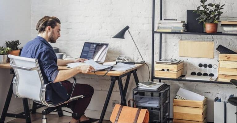 O que o profissional em home office não deve fazer