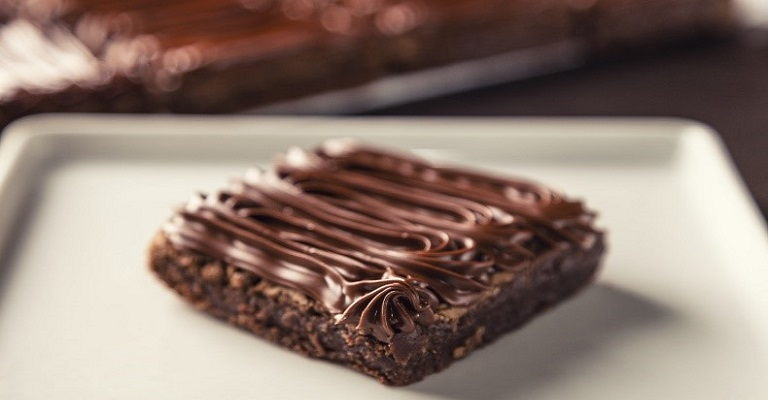 Uma receita de Brownie de Nutella para adoçar qualquer momento do dia