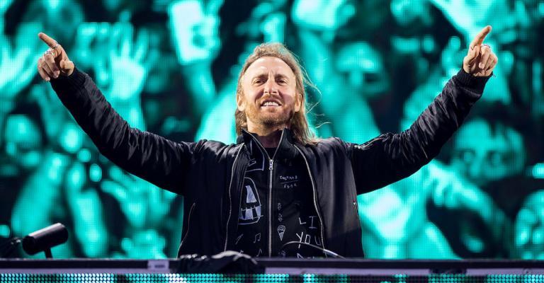 David Guetta anuncia live-show de duas horas
