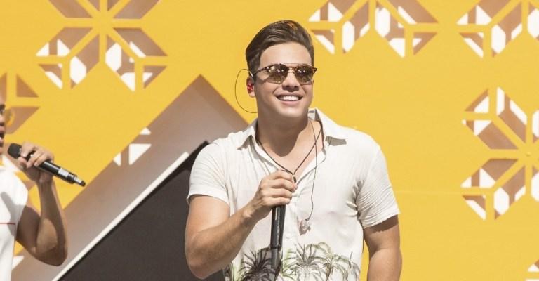 Wesley Safadão lança campanha 'Amigos do W Solidário'