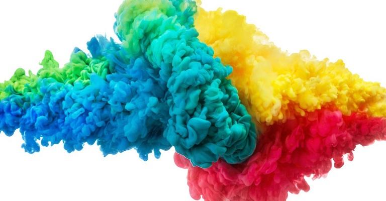 A importância das cores em anúncios e comunicados