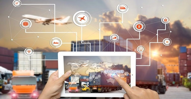 A inovação da logística 4.0
