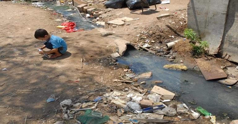 Falta de saneamento pode ser tão letal quanto o coronavírus