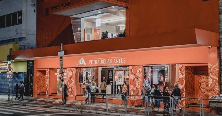 Cinema de São Paulo faz leilão para manter funcionários