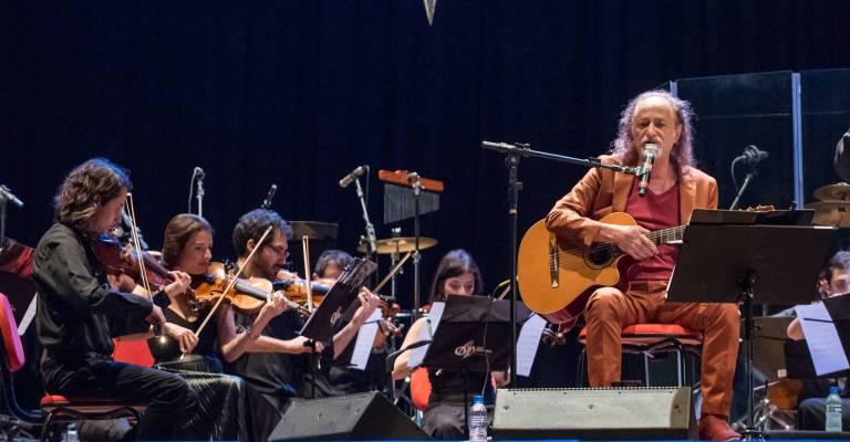 Orquestra Ouro Preto e Alceu Valença apresentam Valencianas em Paracatu