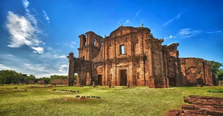 Parque Histórico Nacional das Missões recebe obras de conservação