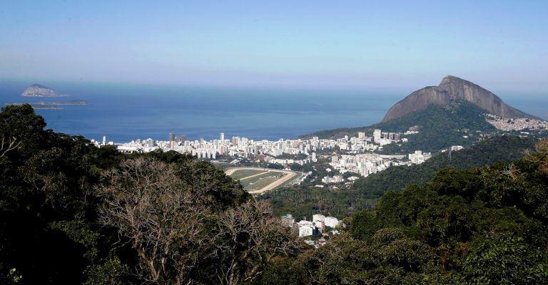 Parque Nacional da Tijuca reabre para atividades desportivas